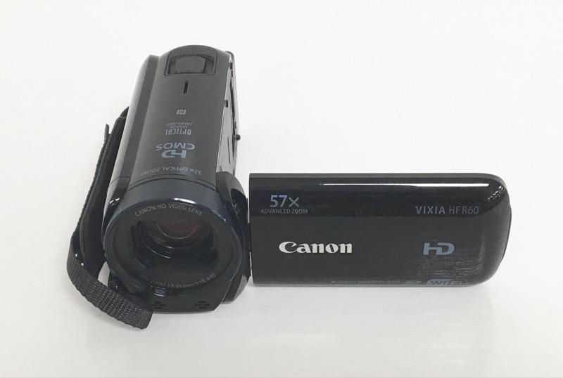 CANON CAMCORDER VIXIA HF R60 WiFi 1080p HD 57X