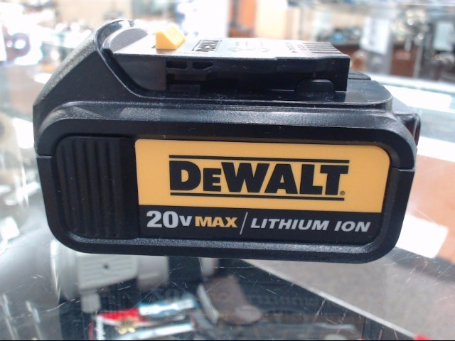 DEWALT DCB200 BATTERY