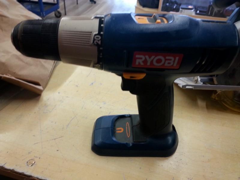 RYOBI Cement Hand Tool P205/P501