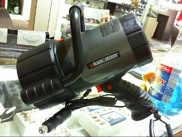 BLACK AND DECKER SPOTLIGHT