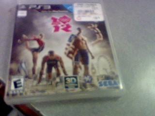 SONY Sony PlayStation 3 Game LONDON 2012