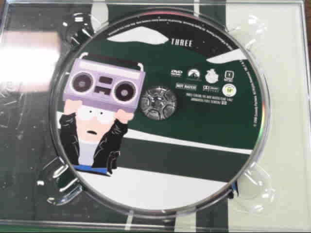 SOUTH PARK DVD SEASON 7