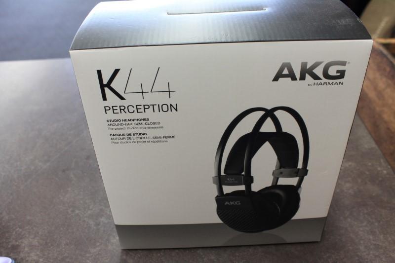 HARMAN INTERNATIONAL INDUSTRIES INC Headphones K44 PERCEPTION HARMAN K44 PERCEPT
