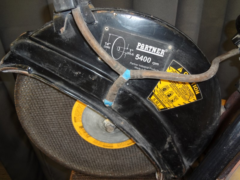 PARTNER Concrete Saw K700