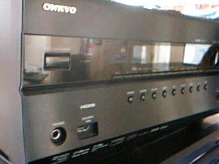ONKYO Receiver TX-SR607