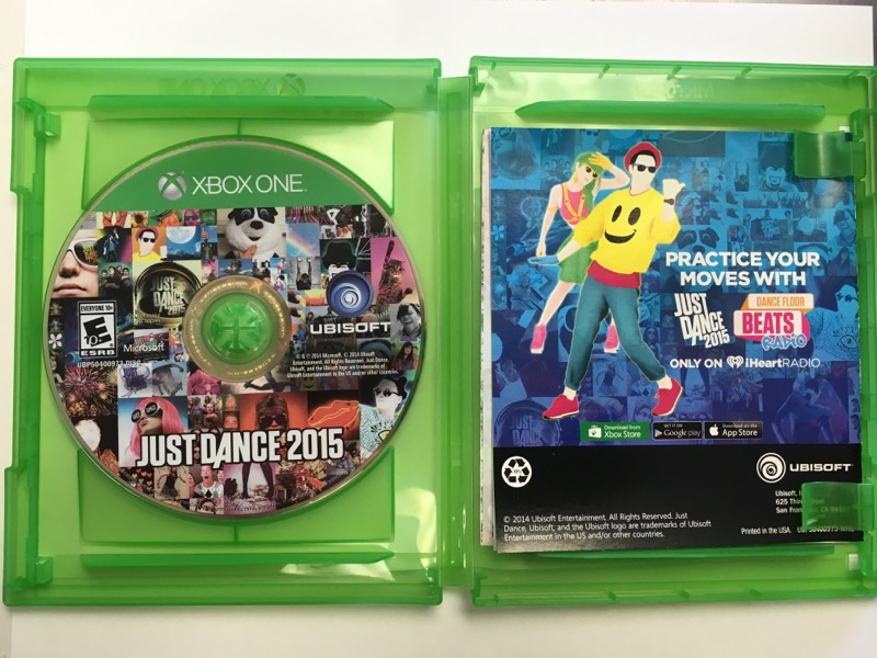 Just Dance 2015 - (Microsoft Xbox ONE, 2014)