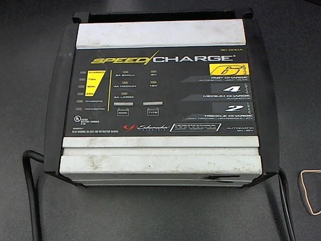 SCHUMACHER Battery Tester SC-600A