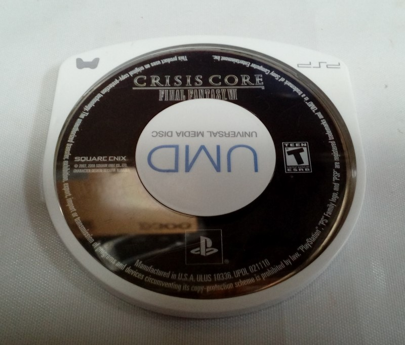 SONY PSP CRISIS CORE: FINAL FANTASY VII