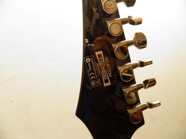 IBANEZ Electric Guitar RGA7QM