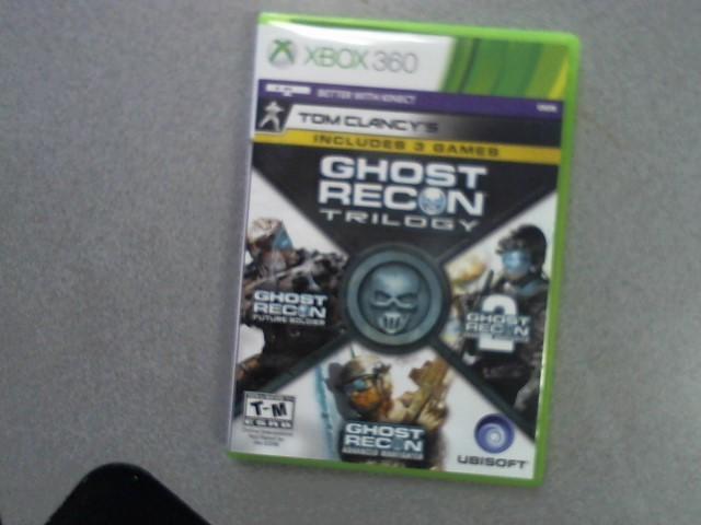 MICROSOFT Microsoft XBOX 360 Game GHOST RECON ADVANCED WARFIGHTER