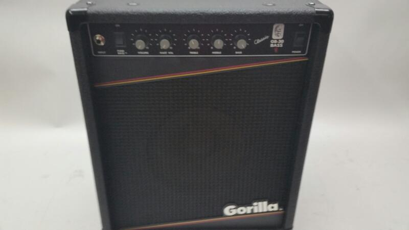 Gorilla Model: GB-30 Bass Amp