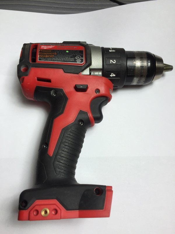 MILWAUKEE CORDLESS DRILL MODEL 2701-20 NO BATTERY OR CHARGER