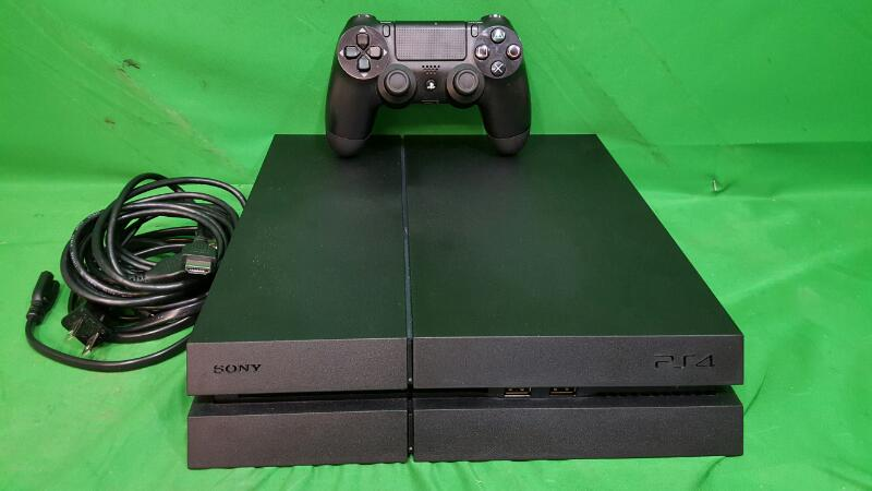 SONY PLAYSTATION 4 - SYSTEM - 500GB - CUH-1215A