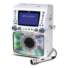 THE SINGING MACHINE Karaoke Machine STVG785W
