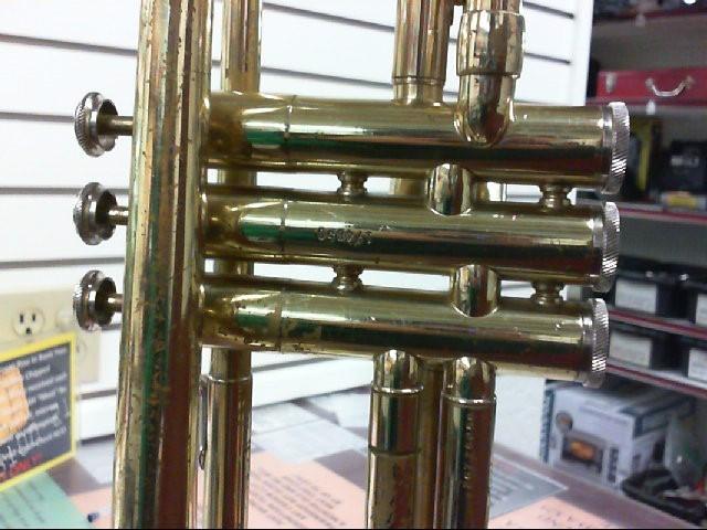 SILVERTONE Trumpet & Coronet 267.25059 TRUMPET