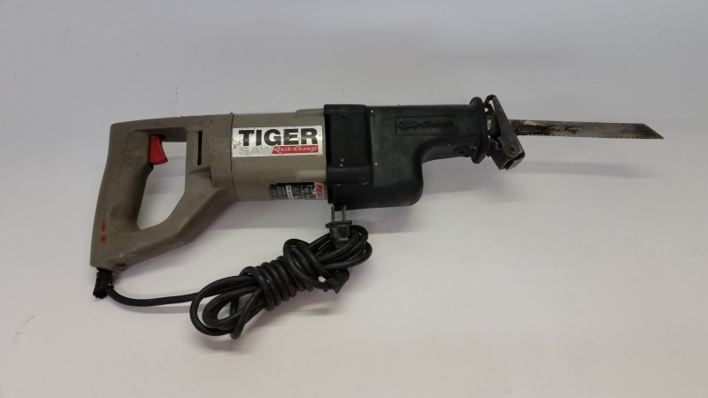PORTER CABLE Reciprocating Saw TIGER SAW 737