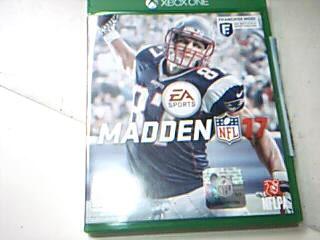 MICROSOFT Microsoft XBOX One Game MADDEN 17