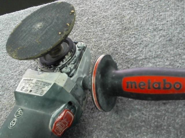 METABO Disc Grinder WEV 15-125 HT