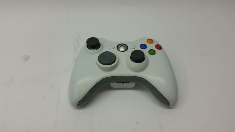 Xbox 360 Controller Wireless White