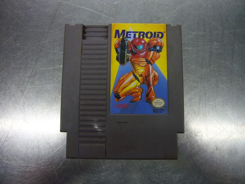 NINTENDO NES Game METROID *CARTRIDGE ONLY*