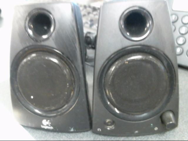 LOGITECH Computer Speakers S-00098
