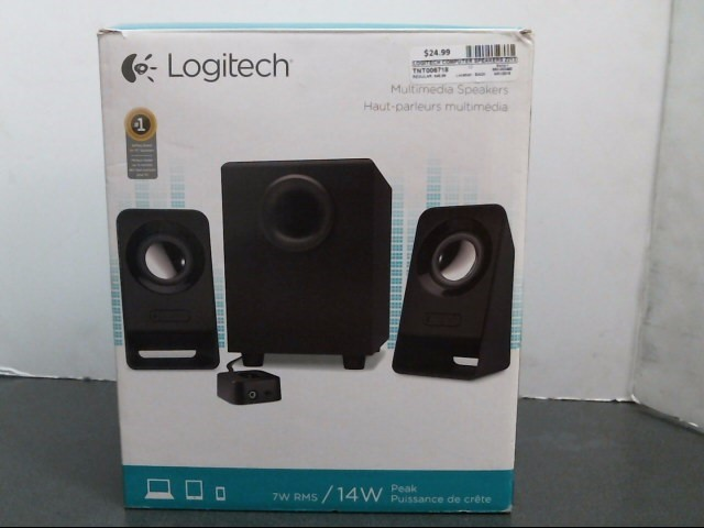 LOGITECH Computer Speakers Z213