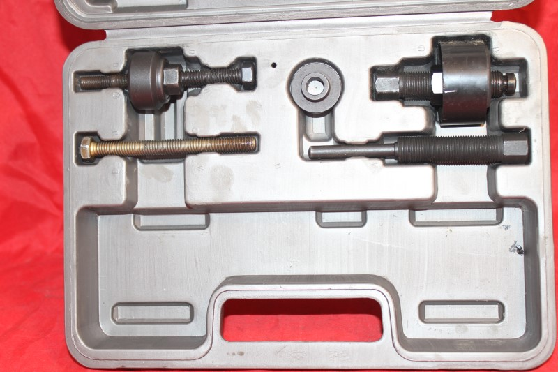 Mac Tools PSPKIT Power Steering Pump Pulley Service Remover Installer Kit Set