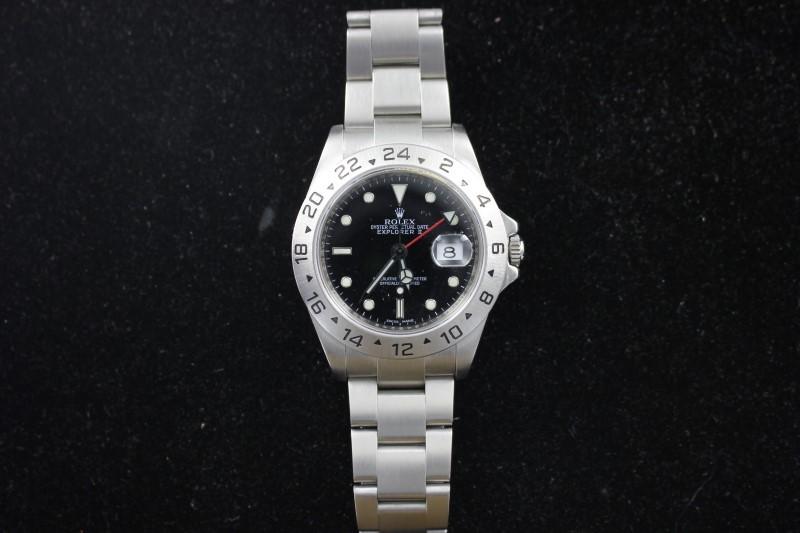 ROLEX Gent's Wristwatch 16570T EXPLORER II OYSTER PERPETUAL DATE