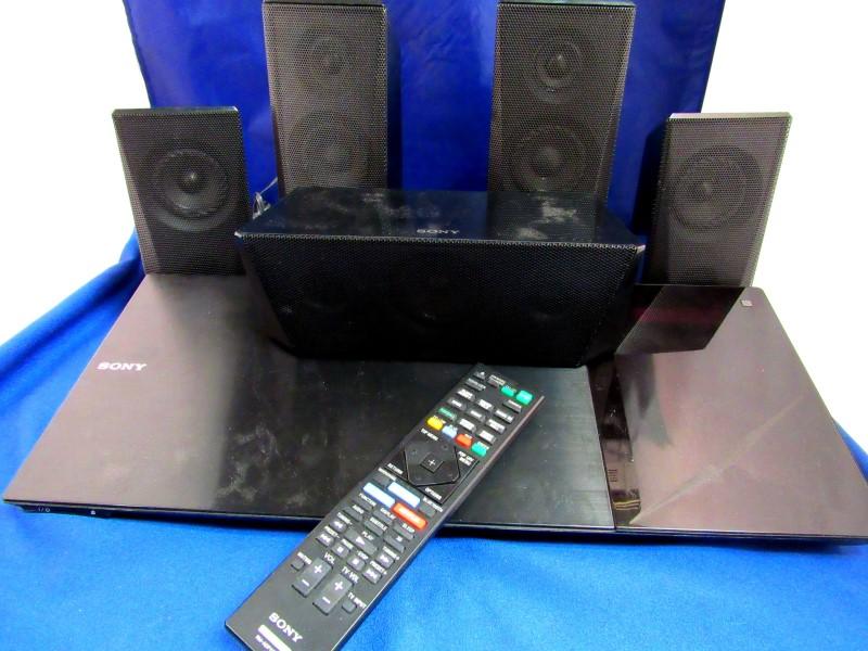 SONY BDV-N5200W BD SURROUND SYSTEM