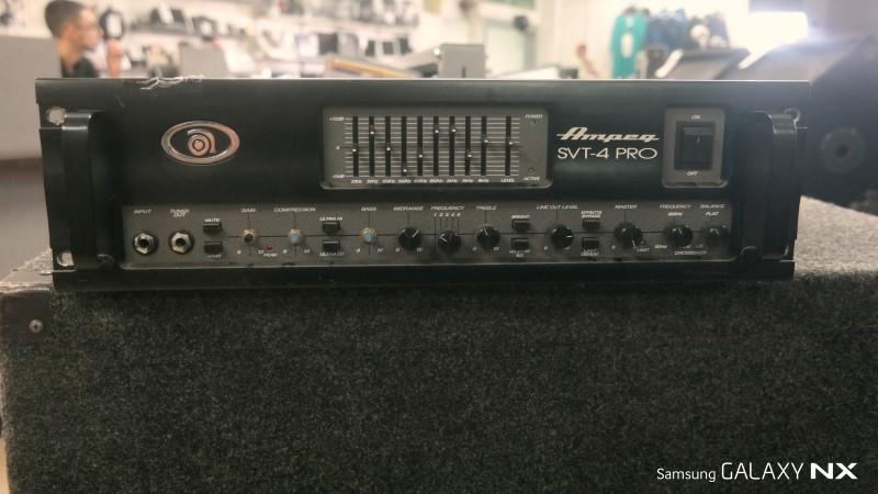 Bass Guitar Amp SVT4PRO