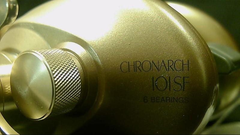Shimano Chronarch 101SF Gold Casting Reel