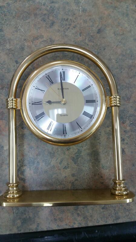 HAMPTON Clock CLOCK