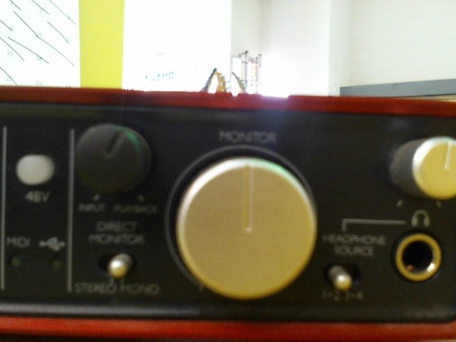 FOCUSRITE Computer Recording SCARLETT 2I4