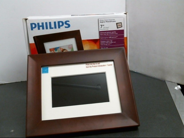 PHILIPS Digital Picture Frame SPF3470/G7