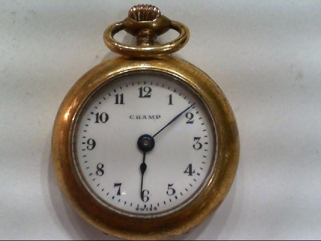 CHAMP POCKET Pocket Watch WATCH