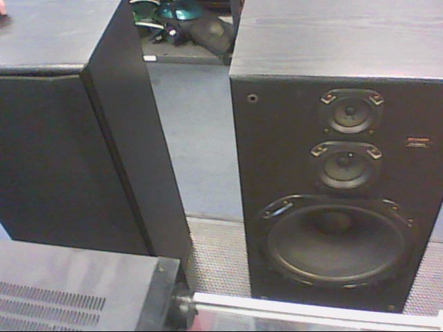SHARP Speakers/Subwoofer CP-9860(BK)
