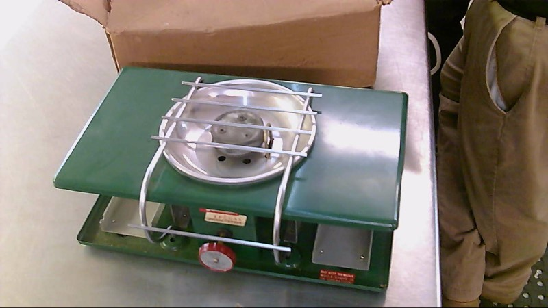 COLEMAN Camping LP GAS PICNIC STOVE