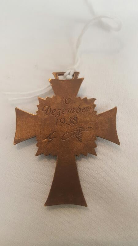 Iron Cross of Honour of the German Mother