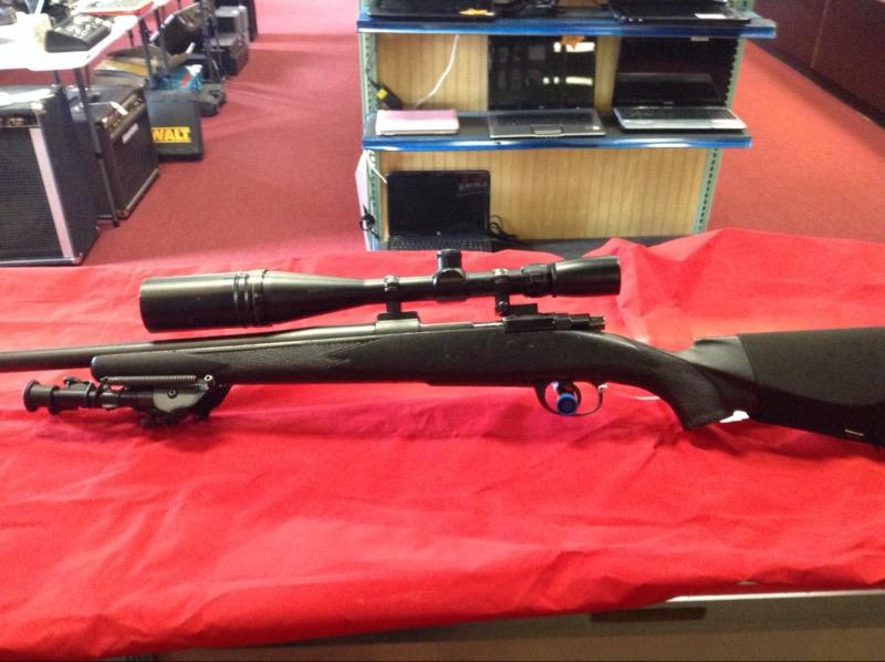 DWM FIREARM Rifle 22-250
