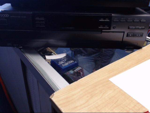 KENWOOD CD Player & Recorder CD-203