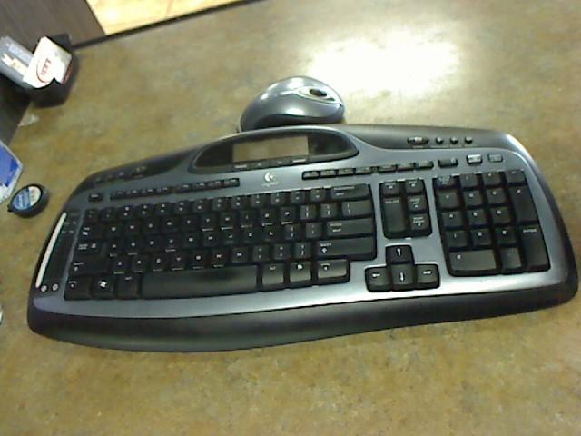 LOGITECH Computer Accessories MX5000