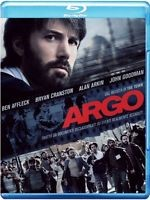 BLU-RAY MOVIE Blu-Ray ARGO