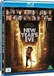 BLU-RAY MOVIE Blu-Ray NEW YEAR'S EVE