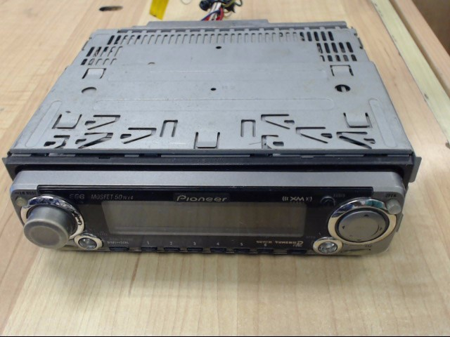 PIONEER ELECTRONICS Car Audio DEH-P3500