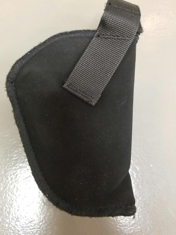 UNCLE MIKES Accessories 8136-1 SIZE 36 RH HOLSTER
