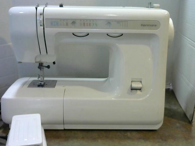 KENMORE Sewing Machine 385.11608490