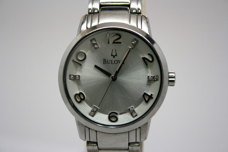 BULOVA GENT'S WATCH  96P111
