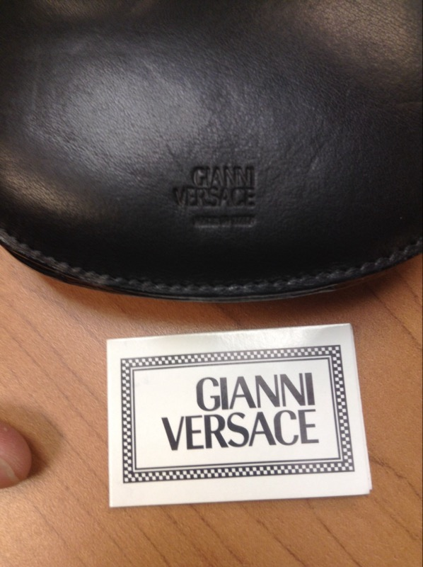 GUINNI VERSACE COIN PUSRE