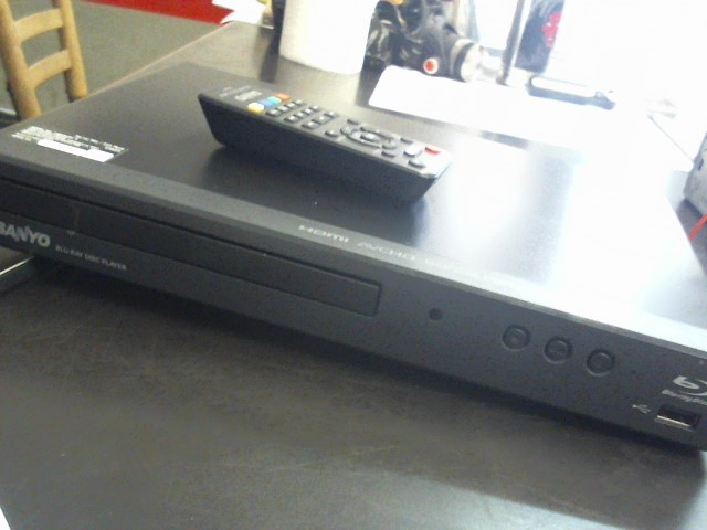SANYO DVD Player FWBP505FK