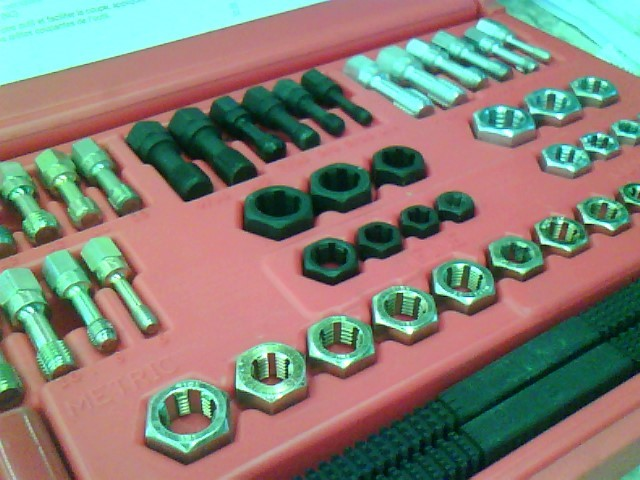 MAC TOOLS TRCOMBO-48 RETHREADER